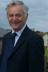 Swale Central County Councillor, Roger Truelove