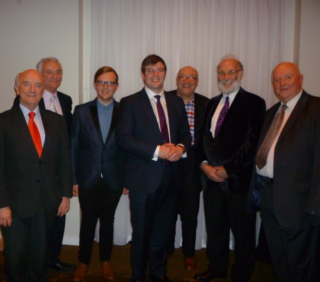 The KCC Campaign in Swale was formally laucnhed at the Coniston Hotel with Andy Sawford MP and former MP Derek Wyatt.