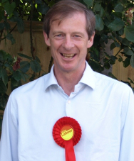 Guy Nicholson, Labour Parliamentary Candidate for Sittingbourne & Sheppey