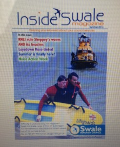 Inside Swale magazine cost taxpayers £33k in 2012