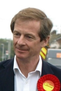 Labour's Parliamentary Candidate, Guy Nicholson